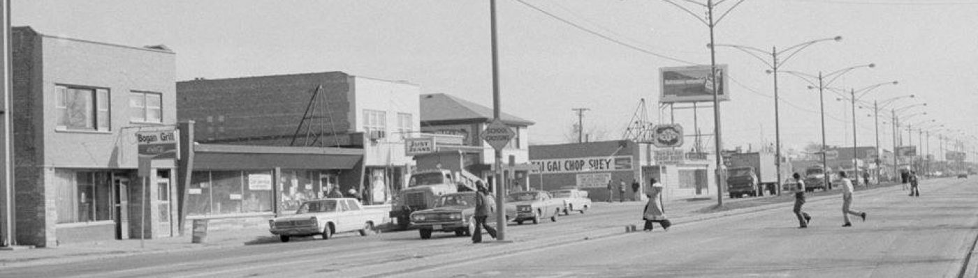 Vanished Chicagoland Stories